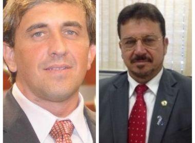 Alan Castro e Manassés se filiam ao PSD e enfraquecem articulação política de Carletto