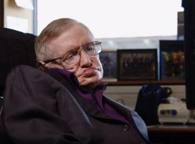 Físico britânico, Stephen Hawking morre aos 76 anos