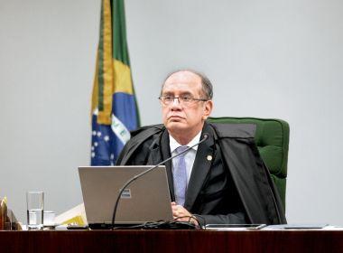 Gilmar nega habeas corpus coletivo contra prisão após condenação em 2ª instância