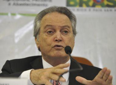 EX-MINISTRO É MAIS UM PRESO NESTA OPERAÇÃO DE PORTOS