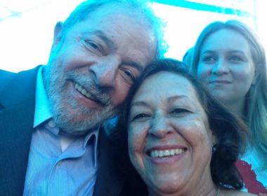 Lídice critica prisão de Lula e diz que decisão de Moro 'agudiza' crise no Brasil