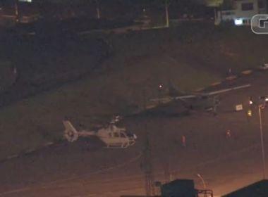 Após se entregar, Lula segue de avião rumo a Curitiba