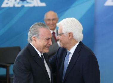 Moreira Franco é o novo ministro de Minas e Energia, confirma Planalto