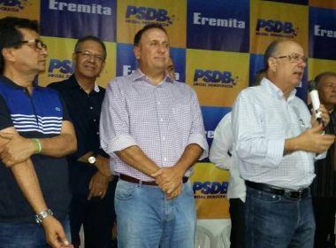 Ronaldo diz que partidos têm incentivado candidatura; PSDB quer atrair outras siglas
