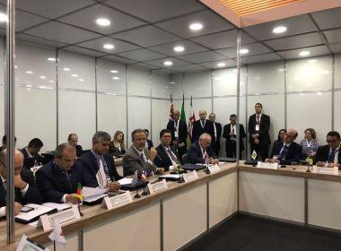 Por unanimidade, Maurício Barbosa da SSP-BA é eleito presidente da Consesp