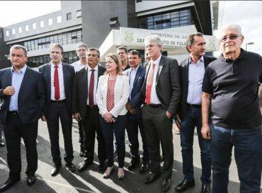 Justiça nega pedido de governadores para visitar Lula na prisão