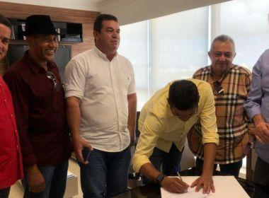 Jandaíra: Prefeito abandona PMDB e se filia a PSD