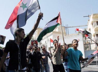 Agentes chegam a cidade síria para investigar suspeita de ataque químico