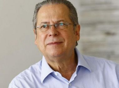 Dirceu fala de convivência com Cunha e diz que não pode se render à nova prisão