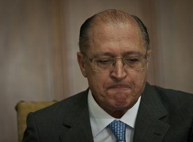 Ministério Público abrirá inquérito contra Alckmin