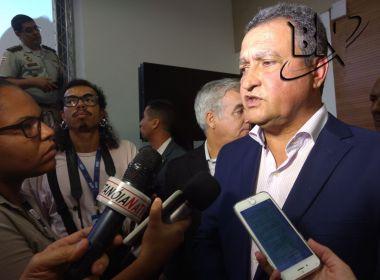 Rui afirma que tem 'número expressivo' de prefeitos em apoio à sua reeleição
