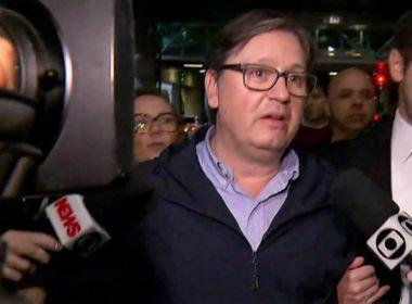 Flagrado carregando mala, Loures diz não saber que levava R$ 500 mil