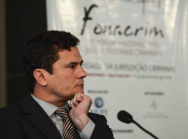 Moro é apresentado como 'heroi nacional' e 'celebridade' durante evento em Nova York