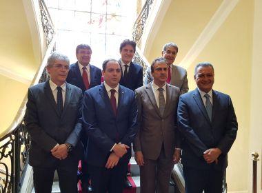 Governadores do NE pedem em carta retomada de obras da Fiol e saída da Chesf da Eletrobras