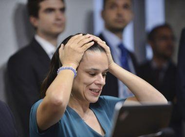Autora do pedido de impeachment de Dilma, Janaína Paschoal pode ser vice de Bolsonaro