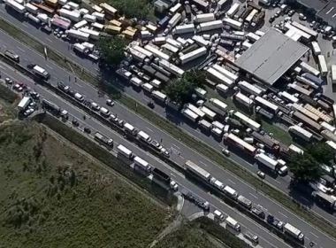 Anunciada por Temer, Rui defende ação das Forças Armadas na greve dos caminhoneiros