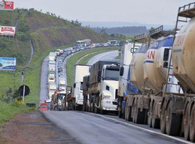 Governo publica decreto de GLO e autoriza Forças Armadas a desbloquearem estradas