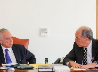 Em carta de demissão, Parente diz que sua presença na Petrobras 'deixou de ser positiva'