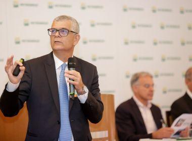 Conselho da Petrobras escolhe Ivan Monteiro como presidente interino