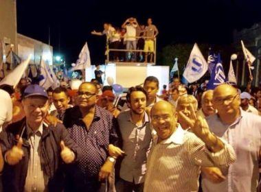 Deri de Paloma é o novo prefeito de Jeremoabo com 55,23% dos votos válidos