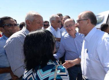 Peso da oposição: Dobradinha Alckmin e Ronaldo vai precisar de empurrões para campanha