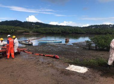 MP-BA abre inquérito para investigar vazamento de óleo da Petrobras em Candeias