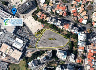Prefeitura desativa estacionamento no fundo do Shopping da Bahia