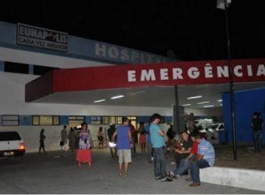 Eunápolis: Mulher é espancada por quatro homens acusada de roubar celular