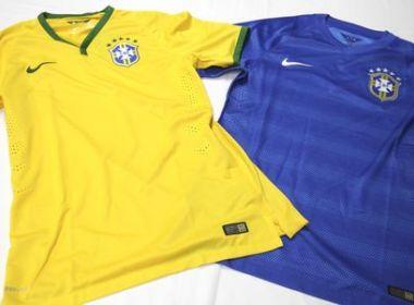 Por conta de relação com a política, camisa amarela do Brasil tem queda de vendas