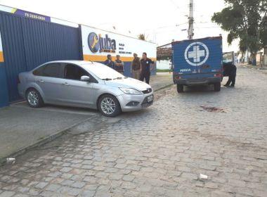 Feira de Santana: PM é assassinado ao tentar proteger duas pessoas vítimas de assalto