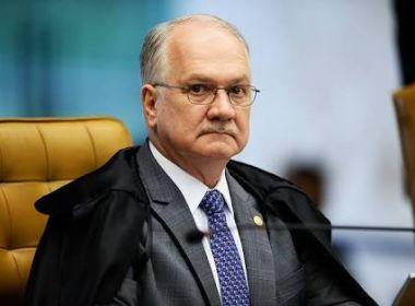 Fachin arquiva pedido de liberdade de Lula; caso seria julgado pelo STF na terça