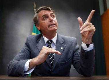 Bolsonaro sugere criar mais 10 vagas para ministros do Supremo