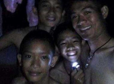 Resgate de crianças em caverna na Tailândia pode levar meses
