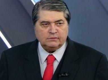 Datena desiste de candidatura e reaparece no 'Brasil Urgente': 'Ainda não me sinto preparado'