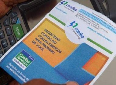 Coelba e Caixa retomam contrato; pagamentos em lotéricas voltam neste sábado