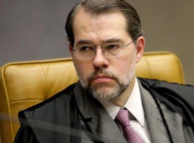 ABAIXO-ASSINADO CONTRA TOFFOLI NA PRESIDÊNCIA DO STF TEM 184 MIL  ASSINATURAS