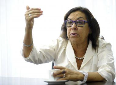 Lídice da Mata avalia proposta para ser candidata a presidente