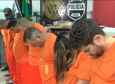 Pastor evangélico é preso suspeito de chefiar quadrilha de roubo a bancos no Paraná