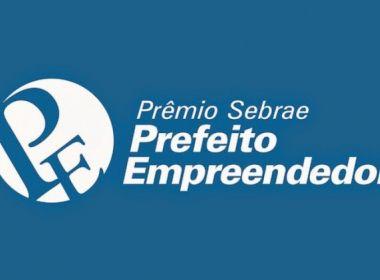 Prêmio Prefeito Empreendedor tem inscrições abertas até o dia 25 de agosto