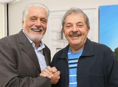Lula foi informado que Wagner não aceita disputar Presidência