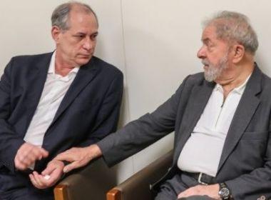 PT ofereceu vaga de vice na chapa de Lula a Ciro Gomes, afirma coluna
