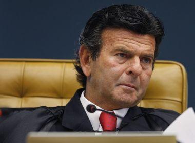 PT pode pedir suspeição de Fux no caso Lula