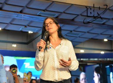 Mônica Bahia diz que ser desconhecida não é um problema devido à idoneidade dos eleitores