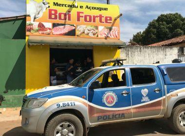 Cotegipe: Dono de açougue é preso por vender carne de bois furtados e tráfico de drogas