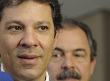 Em sessão que julga registro de Lula, TSE defere candidatura de Haddad a vice