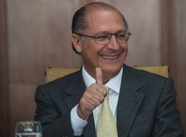 Alckmin vem à Bahia este mês e deve passar por três municípios, afirma Gualberto