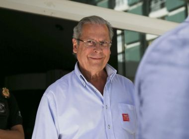 Mesmo com Haddad vice, Dirceu ainda defende Wagner para substituir Lula