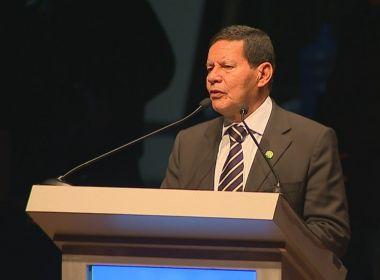 General Hamilton Mourão diz que assumir campanha de Bolsonaro é 'o mais coerente'
