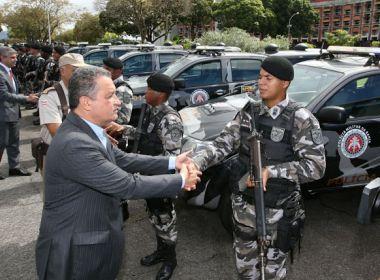 Candidatos ao governo do Estado não recebem segurança especial