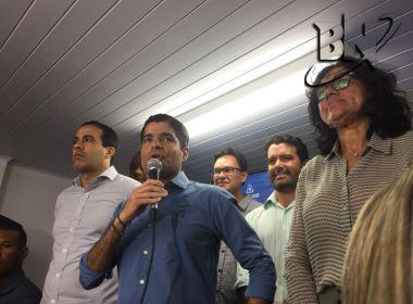 Alckmin deve visitar Salvador e mais uma cidade baiana no dia 21, diz ACM Neto